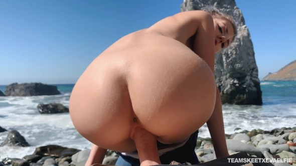 Amazing beach fuck 1080p