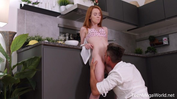Ginger simply can t resist a handsome dude with a big dick 720p
