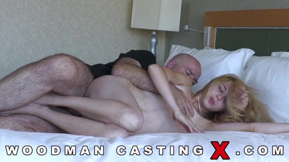 A Hungarian girl first audition 1080p