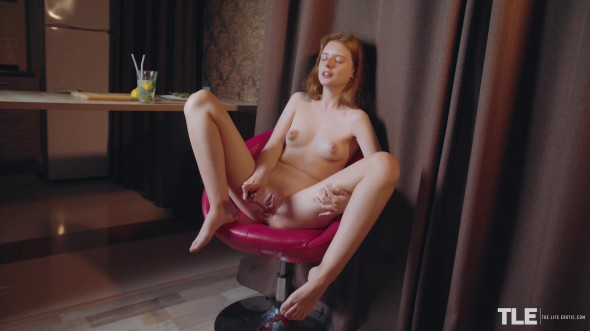 Ginger moaning 1080p
