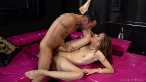 Passionate action includes dick riding, lewd rimming, and a messy cum facial finale
