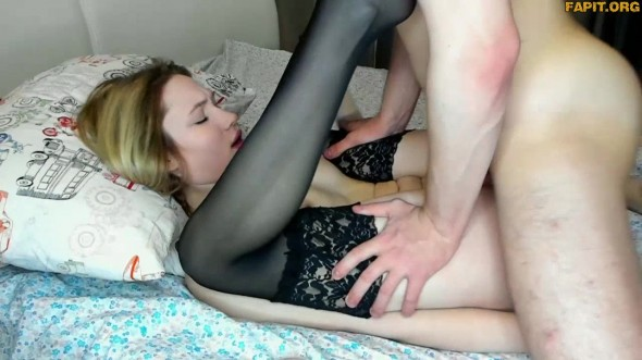 Good fuck woth a blondie from Latvia