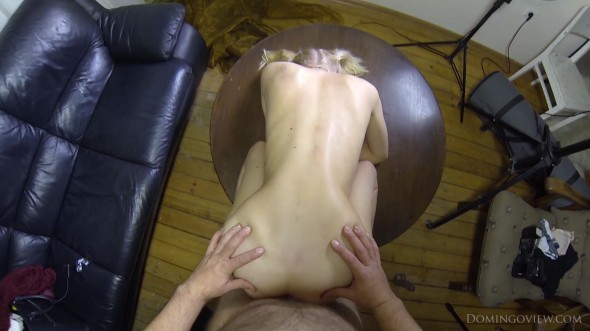 Her first anal filmed 1080p