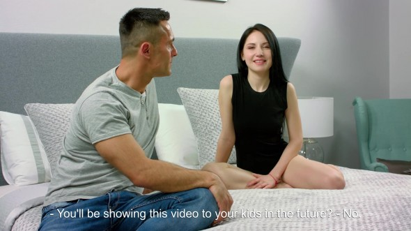 Vaginal and anal initiation 1080p