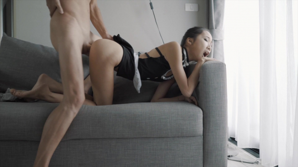 Anal asian domestic service 1080p